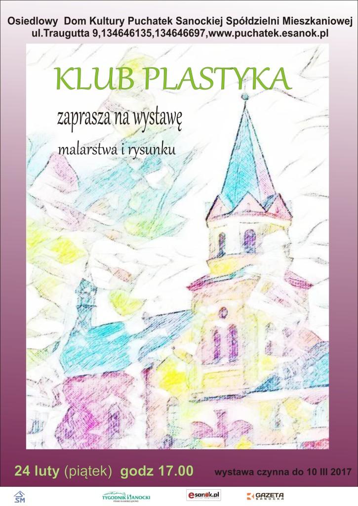 zaproszenie klub plastyka str 1 a