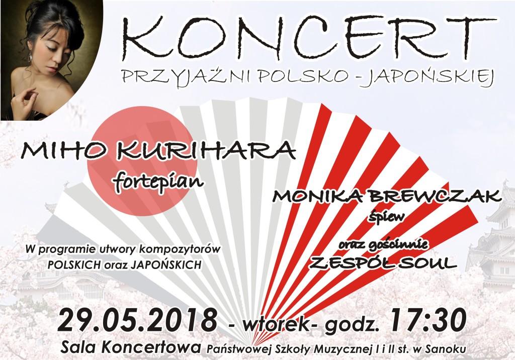 Koncert Miho Kurihara